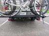0  hitch bike racks hollywood platform rack fits 1-1/4 inch 2 and trs for bikes - inch/2 hitches wheel mount