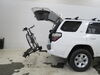 2021 toyota 4runner hitch bike racks hollywood platform rack trs for 2 electric bikes - inch hitches wheel mount