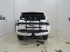 2021 toyota 4runner hitch bike racks hollywood 2 bikes hr3500e