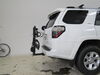 2021 toyota 4runner hitch bike racks hollywood 2 bikes on a vehicle