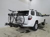 2021 toyota 4runner hitch bike racks hollywood 2 bikes fits inch hr3500e