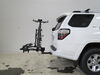 2021 toyota 4runner hitch bike racks hollywood platform rack fits 2 inch trs for electric bikes - hitches wheel mount