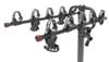 hollywood racks hitch bike hanging rack 5 bikes hr520