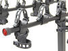 0  hitch bike racks hollywood hanging rack 5 bikes road runner carrier for 2 inch hitches - tilting