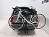 2007 dodge durango hitch bike racks hollywood hanging rack fits 2 inch road runner 5 carrier for hitches - tilting