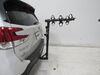 2019 subaru forester hitch bike racks hollywood tilt-away rack fold-up 3 bikes hr6500