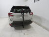 2019 subaru forester hitch bike racks hollywood tilt-away rack fold-up fits 1-1/4 inch 2 and hr6500