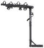 hollywood racks hitch bike hanging rack 4 bikes traveler carrier for 1-1/4 inch and 2 hitches - tilting