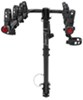 hollywood racks hitch bike tilt-away rack fold-up 4 bikes hr8500