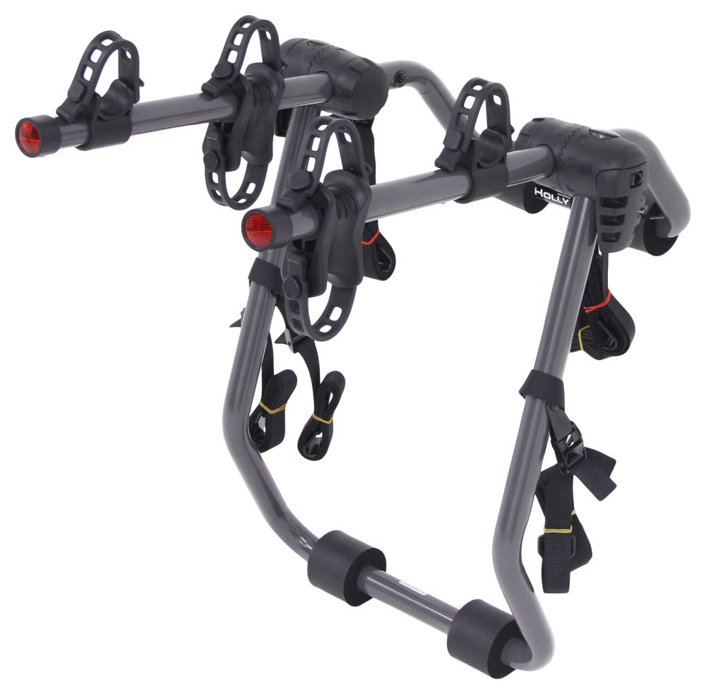 Hollywood Racks Baja 2 Bike Carrier - Fixed Arms - Trunk Mount Non-Retractable HRB2