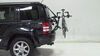 HRB2 - Locks Not Included Hollywood Racks Frame Mount - Anti-Sway on 2012 Jeep Liberty