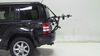 Hollywood Racks Hanging Rack Trunk Bike Racks - HRB2 on 2012 Jeep Liberty