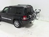 Hollywood Racks Non-Retractable Trunk Bike Racks - HRB2 on 2012 Jeep Liberty