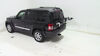 Hollywood Racks Baja 2 Bike Carrier - Fixed Arms - Trunk Mount Fits Most Factory Spoilers HRB2 on 2012 Jeep Liberty