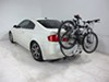 0  trunk bike racks hollywood does not fit spoilers non-adjustable hre2