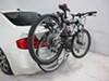 0  trunk bike racks hollywood frame mount - standard non-adjustable express 2 rack fixed arms