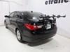 HRE2 - Does Not Fit Spoilers Hollywood Racks Trunk Bike Racks on 2013 Hyundai Sonata