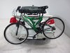 Hollywood Racks Express 2 Bike Rack - Trunk Mount - Fixed Arms 4 Straps HRE2