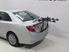 Hollywood Racks Express 3 Bike Carrier - Fixed Arms - Trunk Mount Non-Adjustable HRE3 on 2014 Toyota Camry
