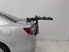 Hollywood Racks Trunk Bike Racks - HRE3 on 2014 Toyota Camry
