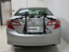 HRE3 - Non-Retractable Hollywood Racks Trunk Bike Racks on 2014 Toyota Camry