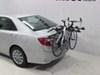HRE3 - Non-Retractable Hollywood Racks Trunk Bike Racks on 2014 Toyota Camry