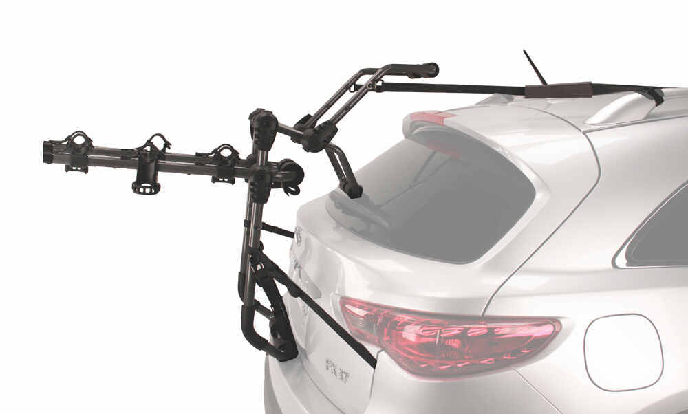 TRIPLE 3 BIKE REAR MOUNTED BIKE CARRIER FOR FORD FOCUS HATCBACK ALL YEARS