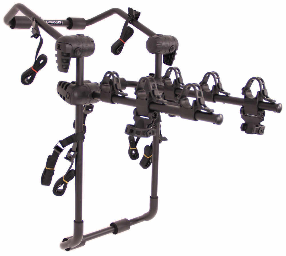 HRF6-3 - Non-Retractable Hollywood Racks Trunk Bike Racks