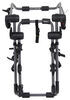 Hollywood Racks Expedition 3 Bike Carrier - Adjustable Arms - Trunk Mount 6 Straps HRF6-3