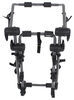 HRF6-3 - Adjustable Arms Hollywood Racks Trunk Bike Racks