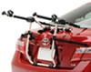 hollywood racks trunk bike does not fit spoilers non-adjustable gordo 2 carrier for long wheelbase bicycles - fixed arms mount