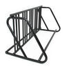 Hollywood Racks Bicycle Parking Stand - Single Sided or Double Sided - 5 or 10 Bikes Wheel Mount HRPS10