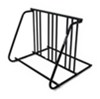 Hollywood Racks Bike Valet Bicycle Parking Stand - Double Sided - 6 Bikes 6 Bikes HRPS6