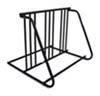 Hollywood Racks Bike Valet Bicycle Parking Stand - Double Sided - 6 Bikes Wheel Mount HRPS6