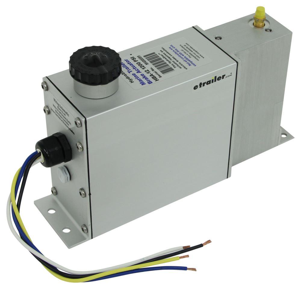 HS381-8066 - Drum Brakes Hydrastar Electric-Hydraulic Brake Actuator