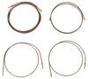 hydrastar accessories and parts hydraulic drum brakes disc brake lines
