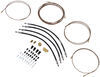 hydrastar accessories and parts hydraulic drum brakes disc brake line kits hs496-152