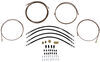 hydrastar accessories and parts brake lines line kits hs496-152