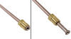 "HydraStar Hydraulic Brake Line Kit - Tandem Axle - 25' Long, 3/16"" Main Line Hydraulic Drum Brakes,Disc Brakes HS496-252"