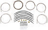 hydrastar accessories and parts hydraulic drum brakes disc brake lines hs496-253