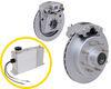hydrastar trailer brakes disc hub and rotor hse7k-s1