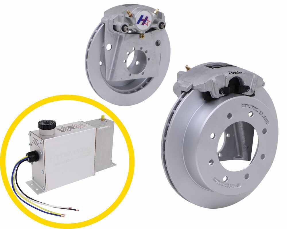 Hydrastar Disc Brakes - HSE7K-S1SO