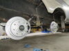 HSE7K-T1 - Brake Kit with Actuator Hydrastar Trailer Brakes on 2017 Grand Design Solitude 5W Toy Hauler