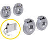 Hydrastar 7000 lbs Axle Trailer Brakes - HSE7K-T1SO