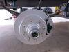 Hydrastar 1/2 Inch Studs Trailer Brakes - HSE7K-TR1 on 2020 Grand Design Momentum 5W Toy Hauler