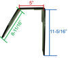 Brophy Front and Rear Tie-Downs - HSSF