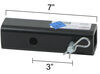 Brophy Fits 2 Inch Hitch Hitch Adapters - HT02
