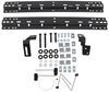 husky fifth wheel installation kit custom above the bed base rails and for 5th trailer hitches