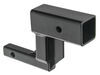 """Hitch Adapter 1-1/4"""" to 2"""" Trailer Hitch Receiver with 5"""" Rise Fits 1-1/4 Inch Hitch HT5R"""