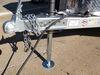 "Husky Brute Electric Trailer Jack - Drop Leg - A-Frame - 24"" Lift - 4,500 lbs 4500 lbs HT87247"
